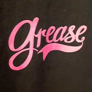 """none Tops - 3/$30 sale 💕 Grease"""" t-shirt, size medium/large"""